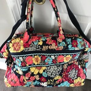 Vera Bradley medium duffle bag